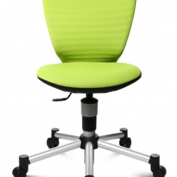 Rosnące krzesełko TITAN JUNIOR 3D zielone