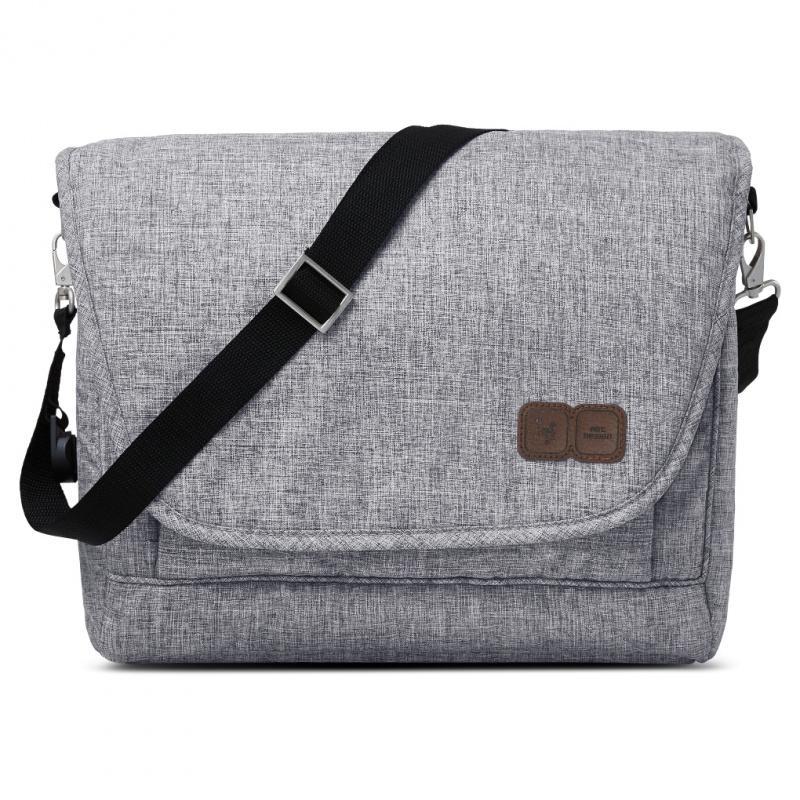 ABC Design Taška na pleny Easy graphite grey 2020