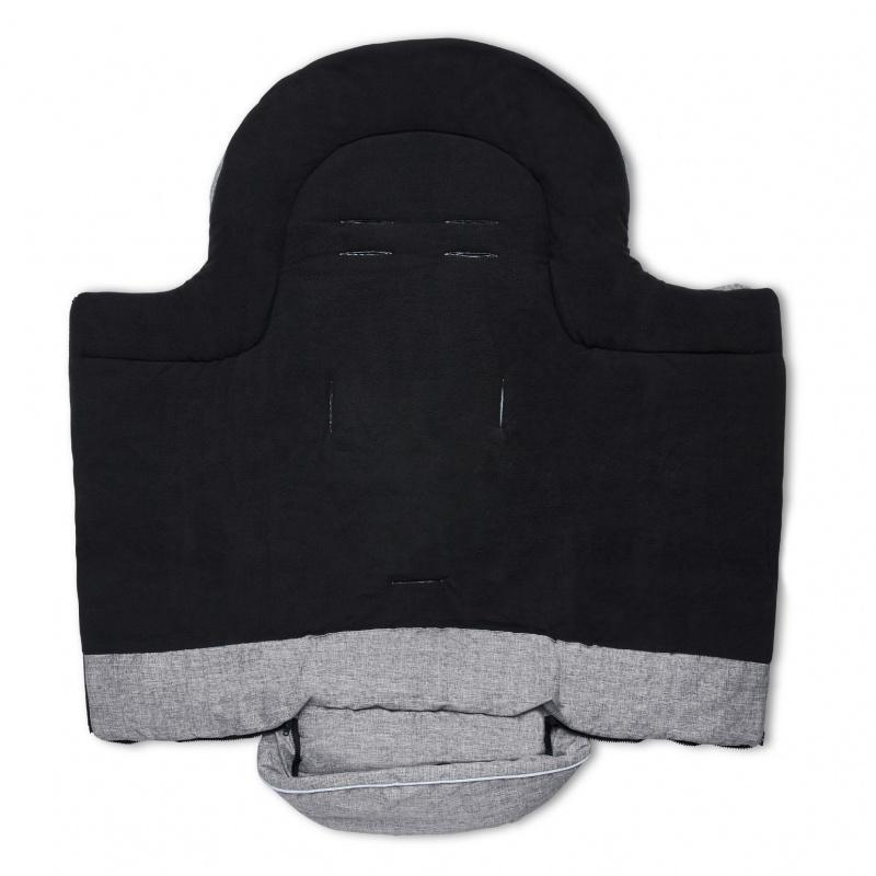 ABC Design Fusak graphite grey 2020