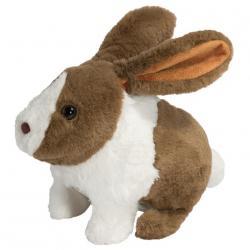 Veselý hopsajúcí zajačik