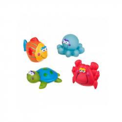 Hračka do koupele Akuku mořský svět