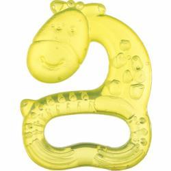 Chladiace hryzátko Akuku žirafka žltá