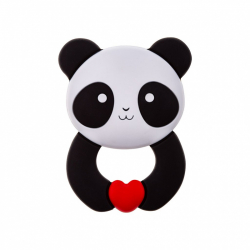 Silikonowa wykałaczka dziecięca Akuku Panda