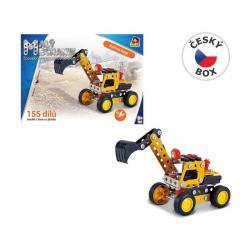 Malý mechanik - Bager, 155 ks