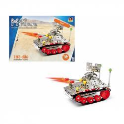 Malý mechanik - tank 193 ks, 24x34cm