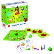 Dětské hry - Zábavné slabiky
