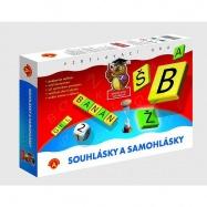 Dětské hry - Samohlásky a souhlásky
