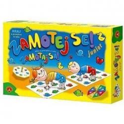 Detské hry - zmotajte sa! Junior