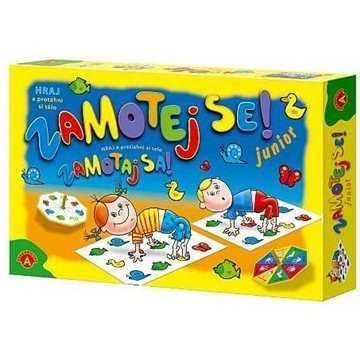Dětské hry - Zamotej se! Junior