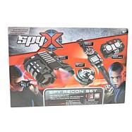 SpyX Veľký špiónsky set s ďalekohľadom