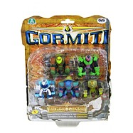 Gormiti Morphogenesis, 5 figurek - série 5