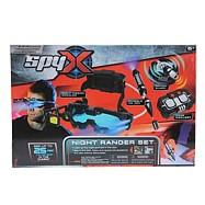 SpyX Veľký špiónsky set s okuliarmi