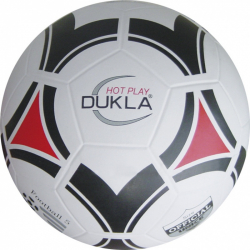Lopta futbal Dukla Hot play 410 22 cm