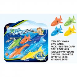 Potápačské ryby žralok