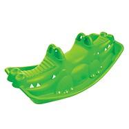 Dvojitá hojdačka krokodíl