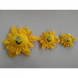 Plyšové sluníčko 30 cm