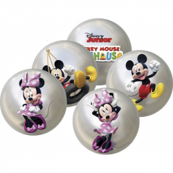 Loptu Mickey a Minnie 10 cm