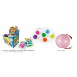 Balón s hrotmi nafukovacie