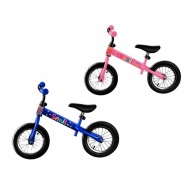 Dětské balanční kolo - modré/růžové