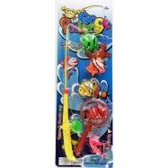 Rybolov 5 rýb a podberák