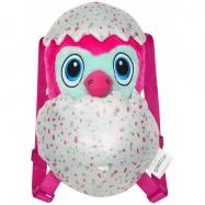 Plecak pluszowy Hatchimals - Pengualas