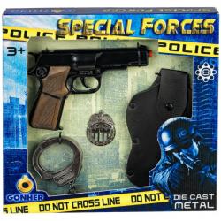 Policejní sada Speciální jednotky malá