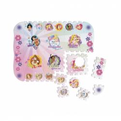Penové puzzle Disney Princezné 12ks