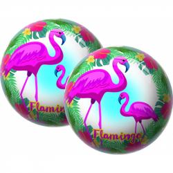 Piłka 230 mm Flamingi