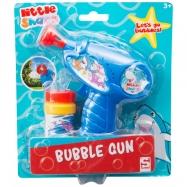 Bublifuková pištole žralok