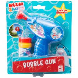 Bublifuková pistole žralok