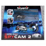 R / C Vrtuľník Silverlit Spy cam II