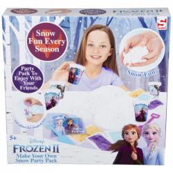 Sada na výrobu magického snehu Ľadové kráľovstvo 2