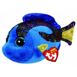Beanie Boos plyšová rybička modrá 15 cm