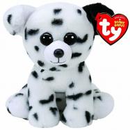 Beanie Boos plyšový pejsek sedící Dalmatin 24 cm