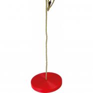Disk hojdacia priemer 28 cm červený