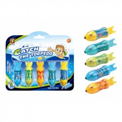 Catch torpedo hra