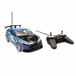 RC auto 1:18 závodiak modrý