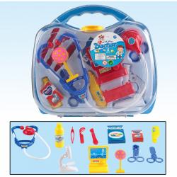 Doktorský set v kufríku pre chlapcov