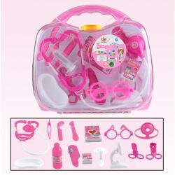Doktorský set v kufríku pre dievčatá