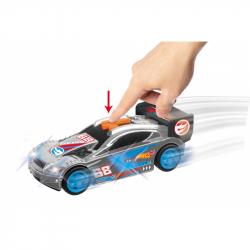 Autíčko závodní Hot Wheels se světly a zvuky