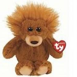 Beanie Boos plyšový lev sedící 20 cm
