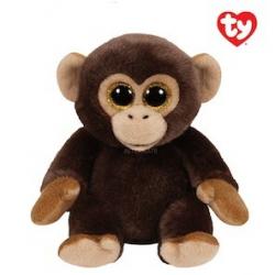Beanie Boos plyšová opička 24 cm