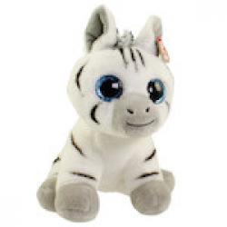 Beanie Boos plyšová zebra sediaci 24 cm