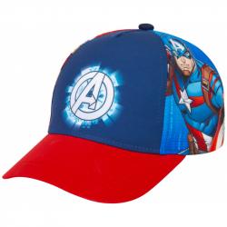 Šiltovka Avengers veľkosť 12-24 mesiacov