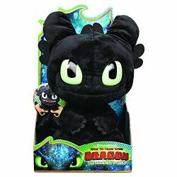 Dragons 3 Plush Dragon z zębami 31 cm