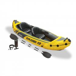 Kanoe nafukovacie Explorer K2