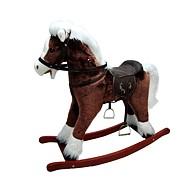 Houpací kůň závodní