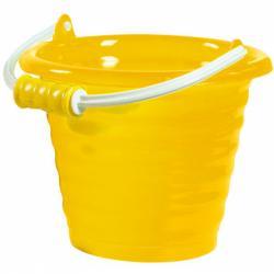 Androni Kýblik s vlnovkou - priemer 20 cm, žltý