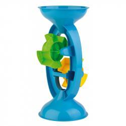 Androni Mlynček na piesok a vodu - výška 28 cm, modrý