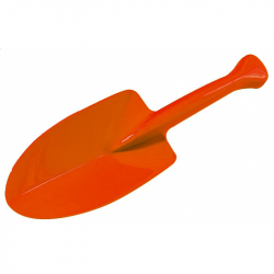 Androni Lopatka na piesok - 27 cm, červená